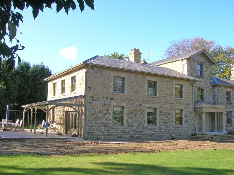 Extension and major refurbishment