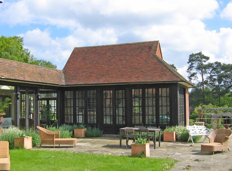 2 Garden room