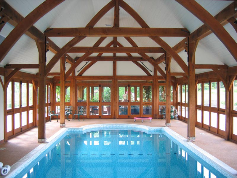 Swimming Pools and Outbuildings