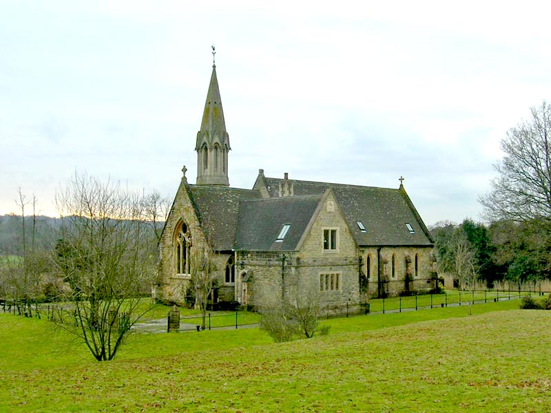 Conversion of redundant chapel to private dwelling