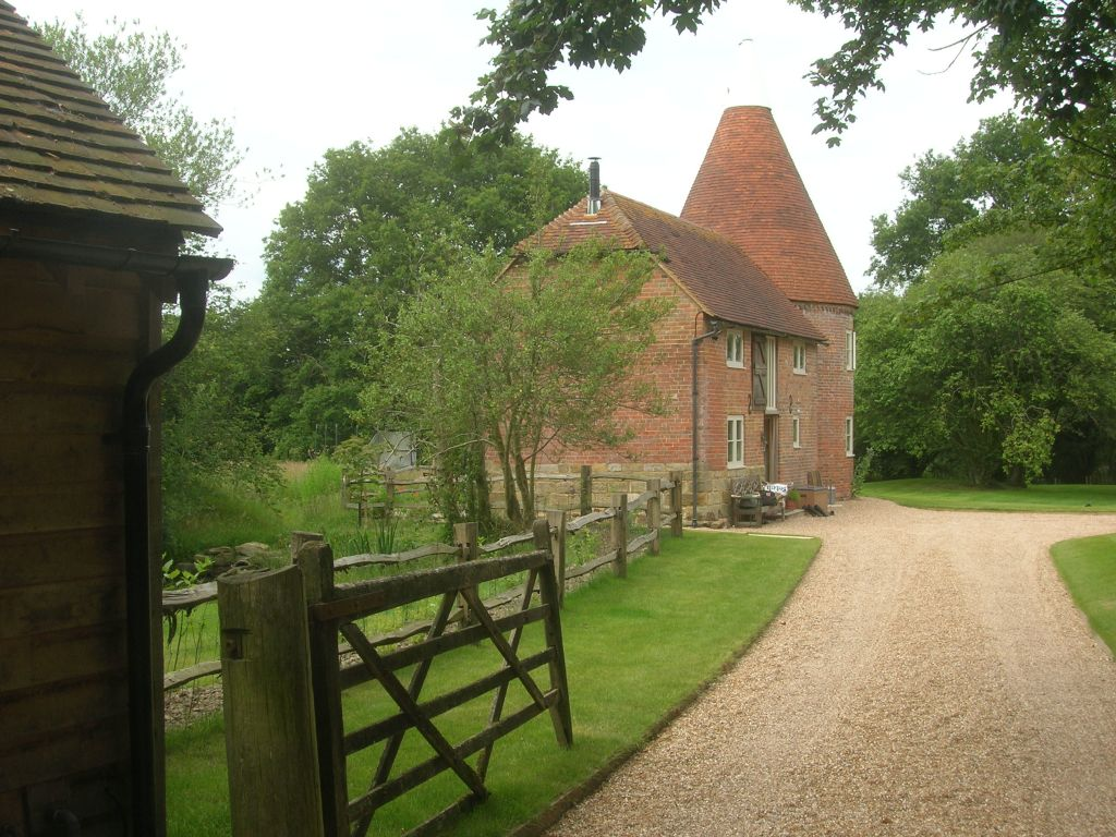 Oast after
