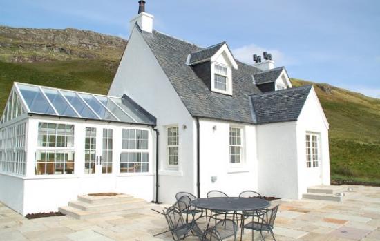 Glen Cottage after refurbishment