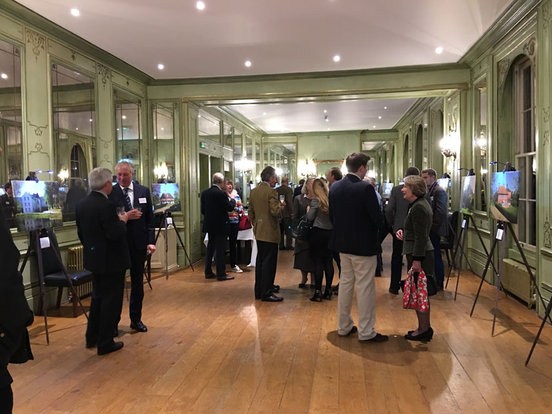 Reception at Hotel du Vin