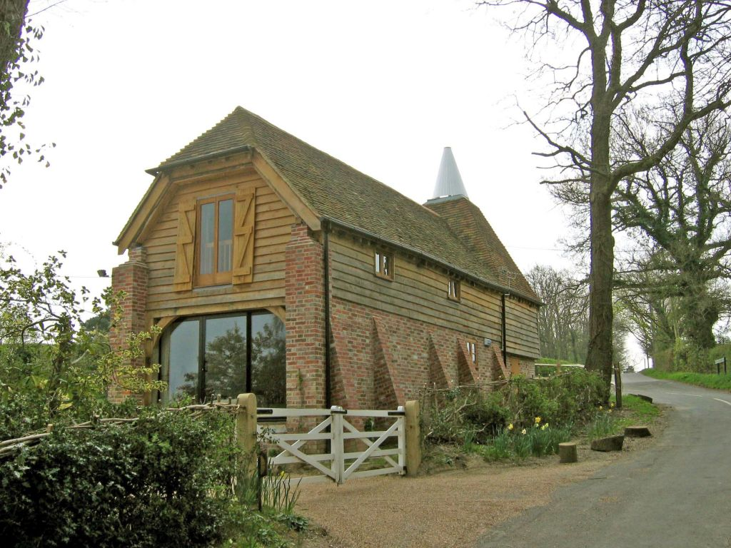 Oast after conversion
