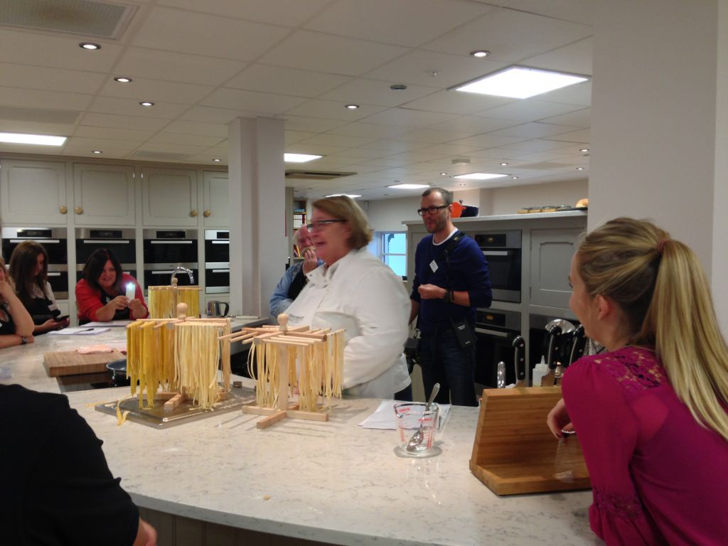 Rosemary Shrager Cookery Day